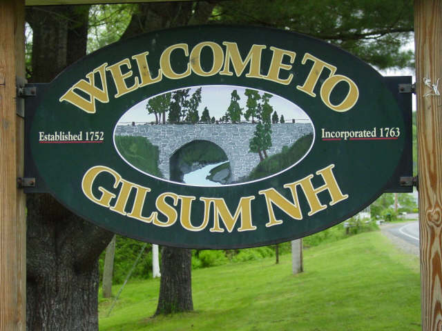 Town of Gilsum, NH